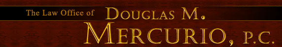 Law office of Douglas M. Mercurio - logo